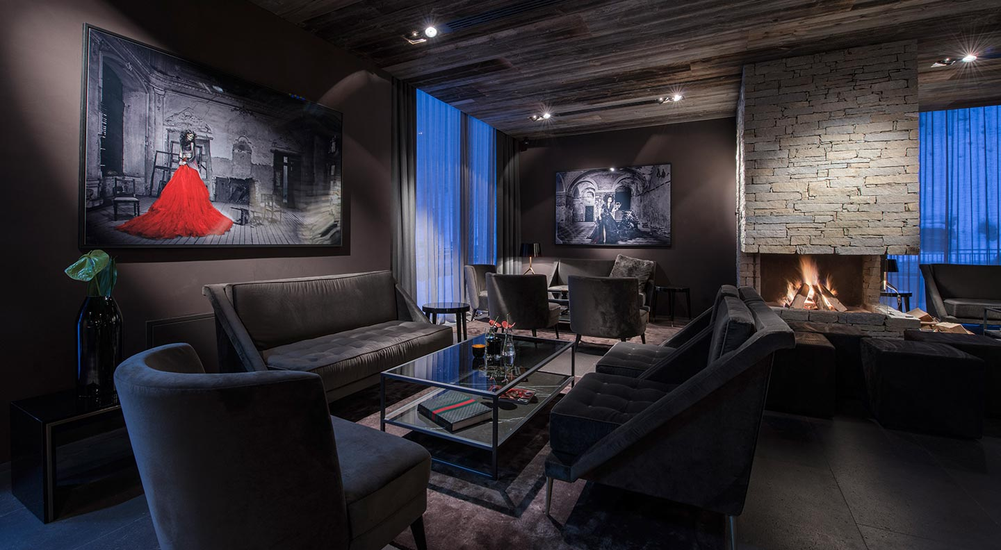 5 sterne luxus design wellnesshotel zhero hotel for Boutique hotel ischgl